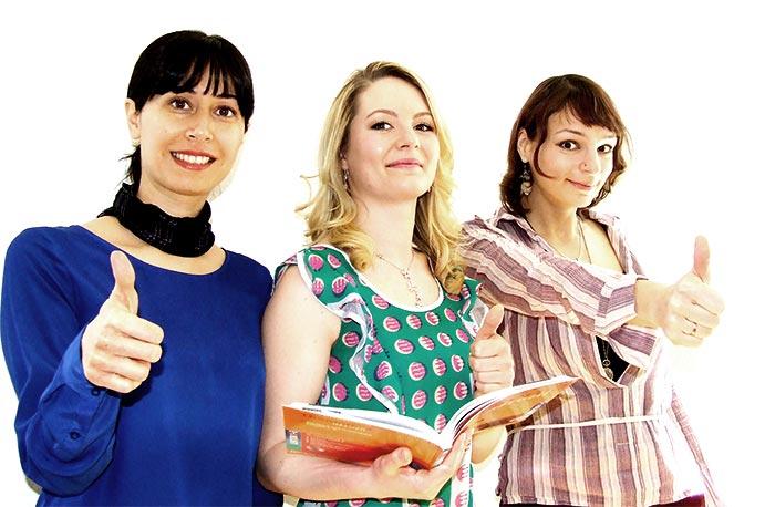 Изучение немецкого языка в Sprachschule Aktiv Цюрих