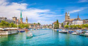 Über Zürich: Freizeitaktivitäten nach dem Deutschkurs