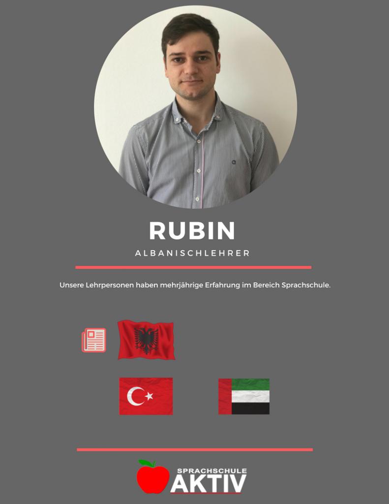 Albanisch Sprachlehrer in Zürich