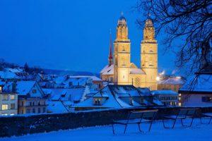 Sehenswürdigkeiten in Zürich: Deutsch lernen