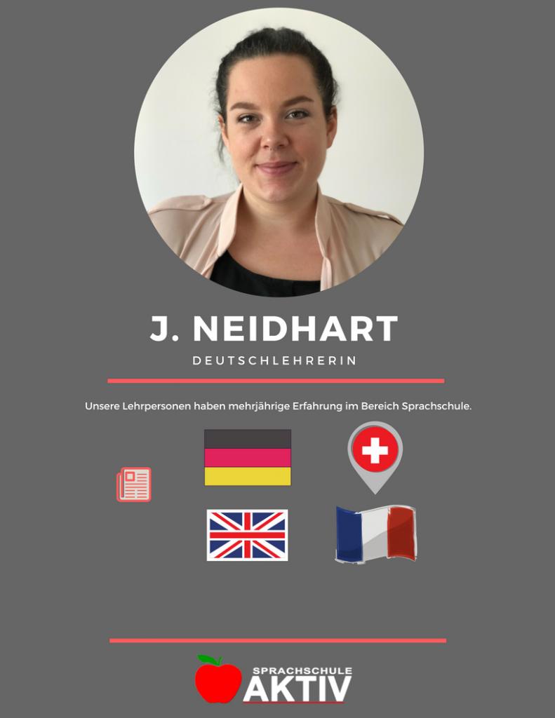 Deutsch lernen in Zürich - Deutschlehrerin