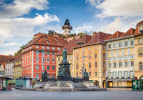 Deutsch und Fremdsprachen lernen in Graz