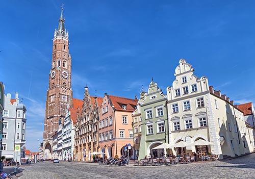 Deutsch und Fremdsprachen lernen in Landshut