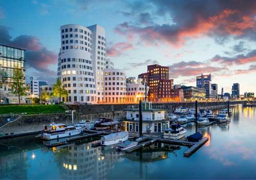 Deutsch und Fremdsprachen lernen in Düsseldorf
